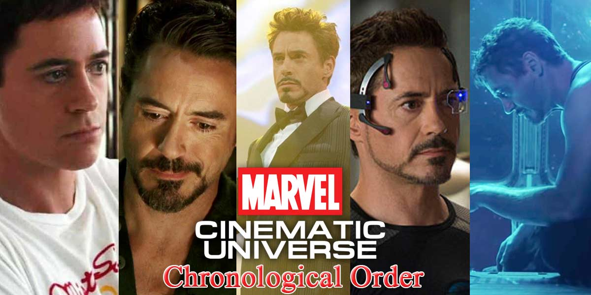 Marvel Cinematic Universe in Chronological Order | Watch MCU